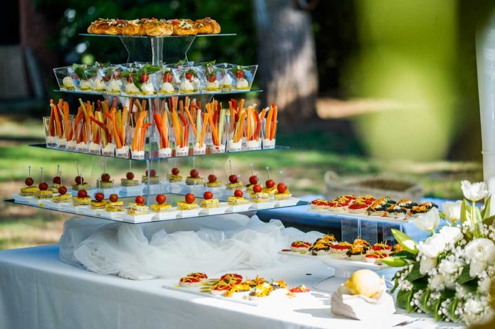 Catering e banqueting Roma
