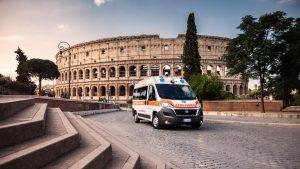 Ambulanze private sanitarie Roma