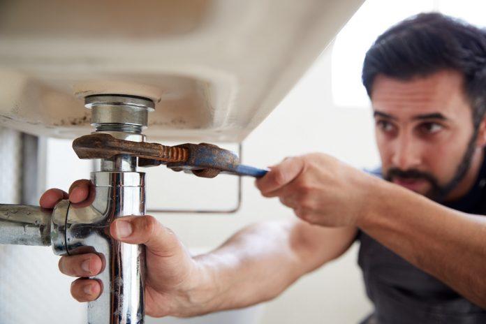 Intervento idraulico in tutta Roma